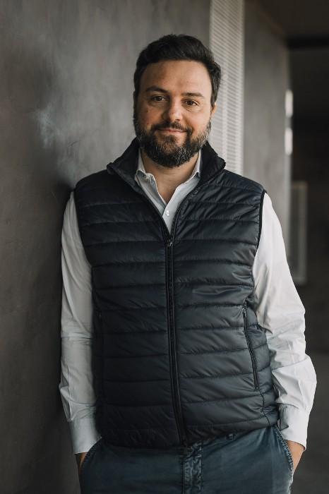 Maurizio Poletto, Chief Platform Officer at Erste Group