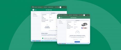 A Screenshot of the CarService Plugin