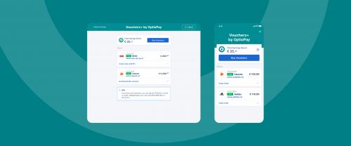 A screenshot of the vouchers+ plugin